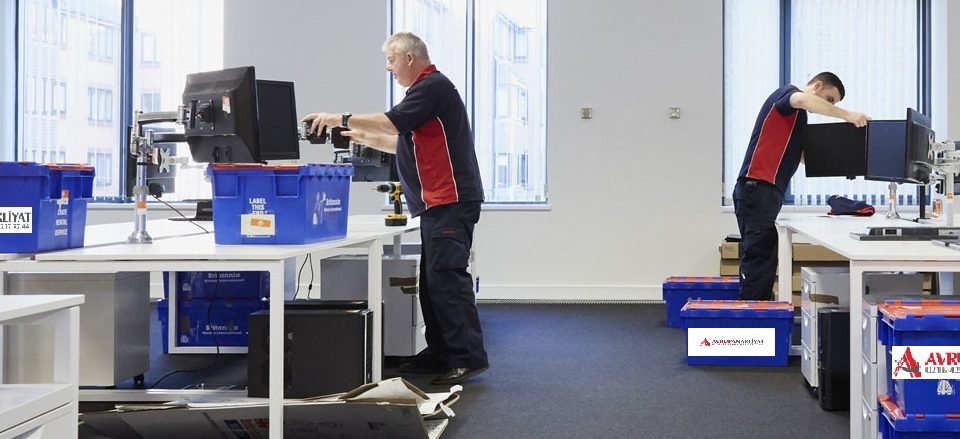 koşuyolu ofis taşıma ve nakliyesi
